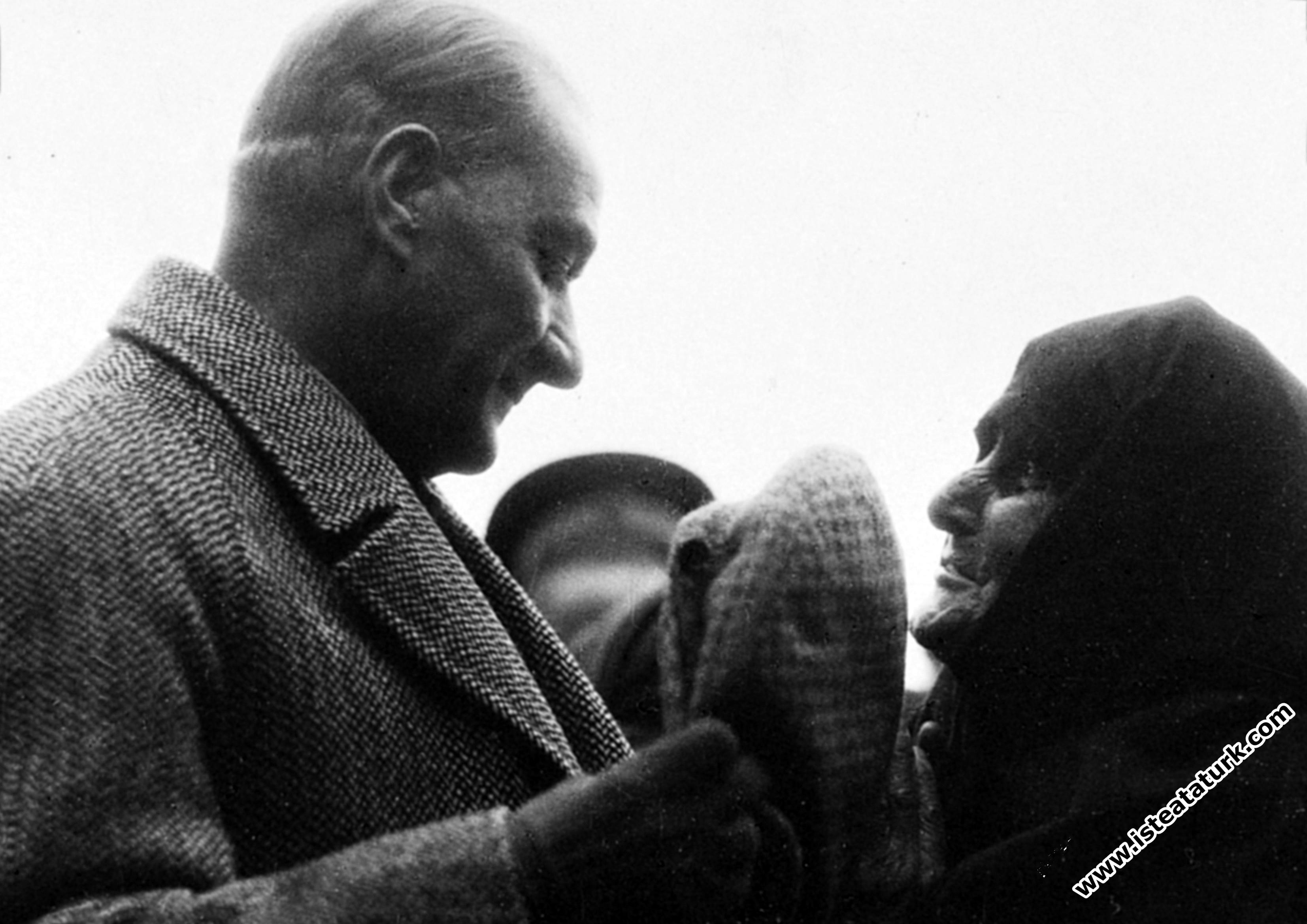 Atatürk'ün Devlet Adamlığı Vasfı