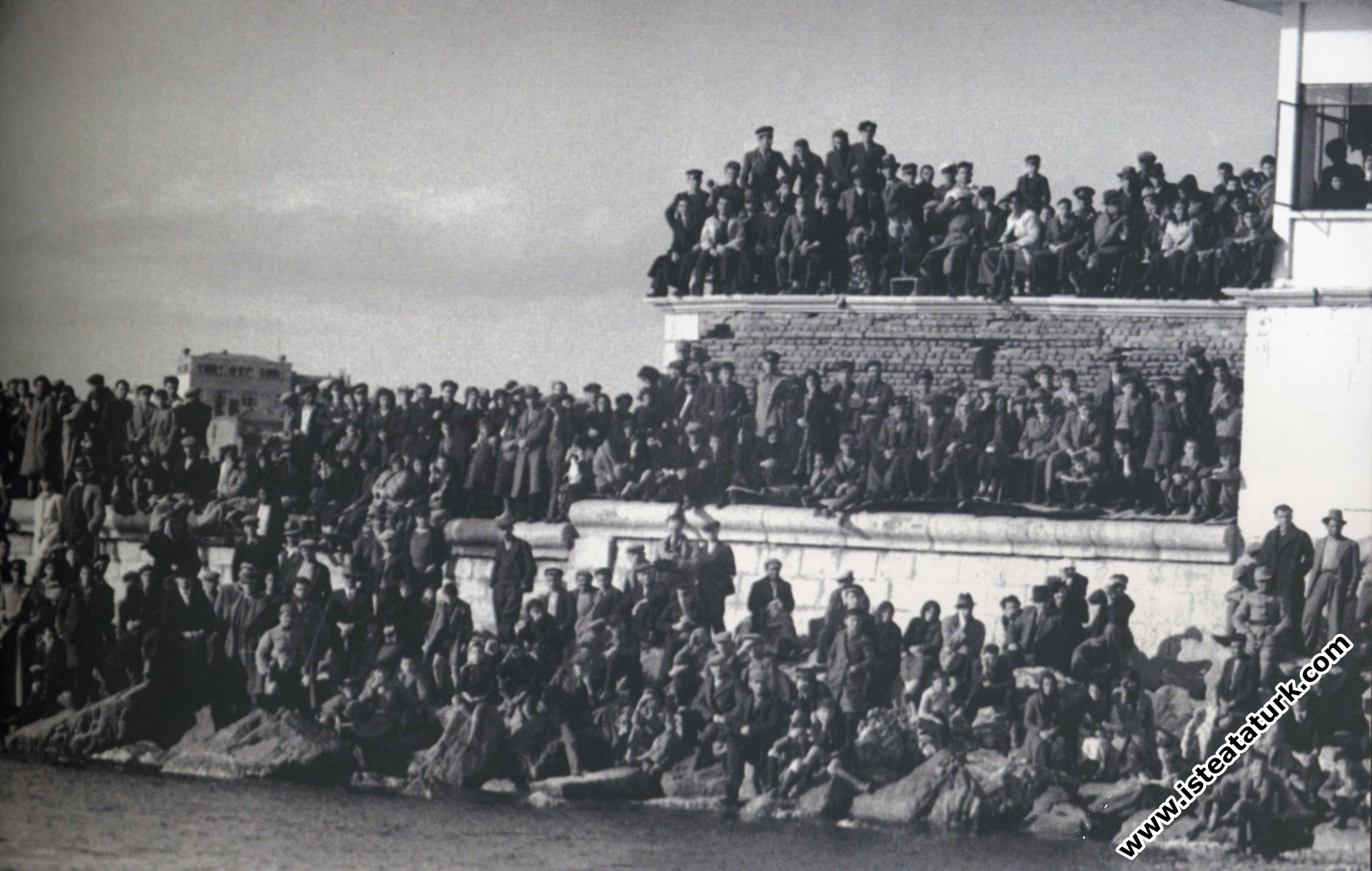 Ardından hüzüne boğulan Türk Milleti