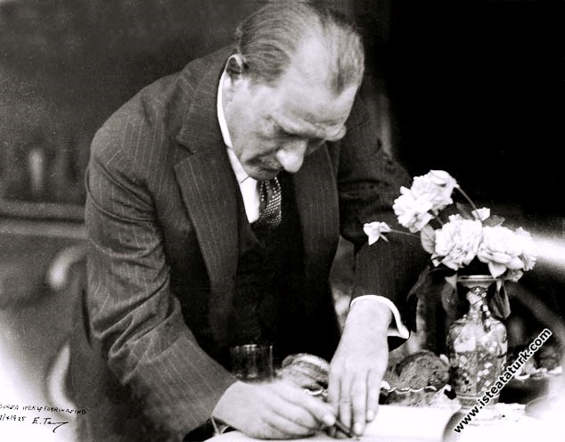 Atatürk'ten Düşünceler - G