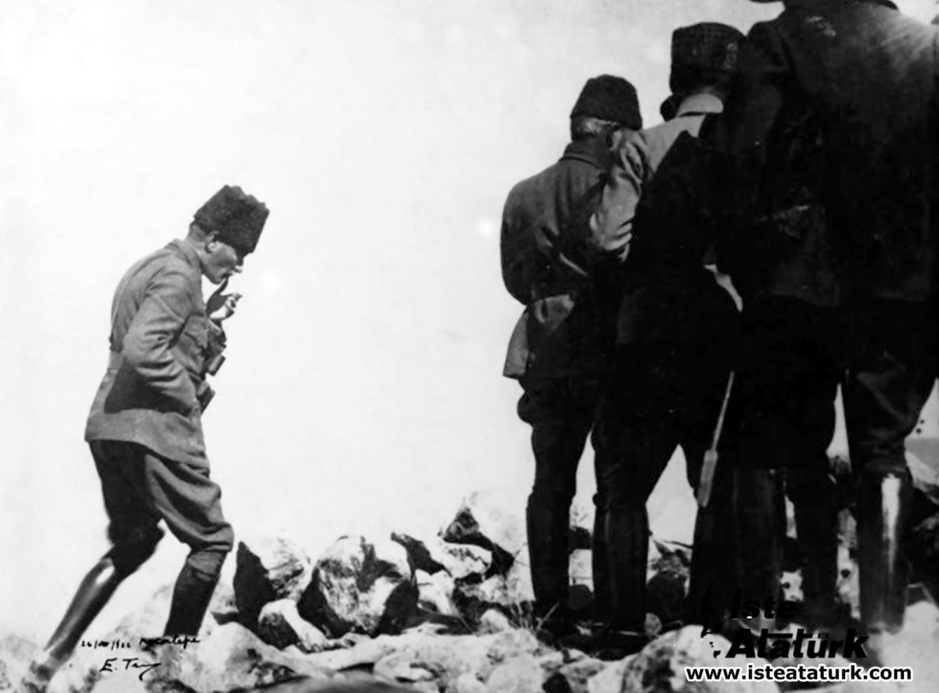 Atatürk'ün Büyük Taaruz Değerlendirmeleri