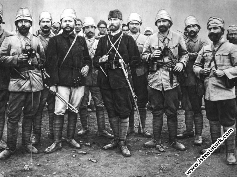 Mustafa Kemal'in İlk Savaşı, Trablusgarp Savaşı