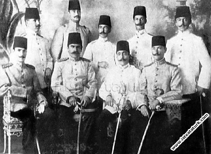 Atatürk'ün Askeri Yaşamında Suriye Günleri