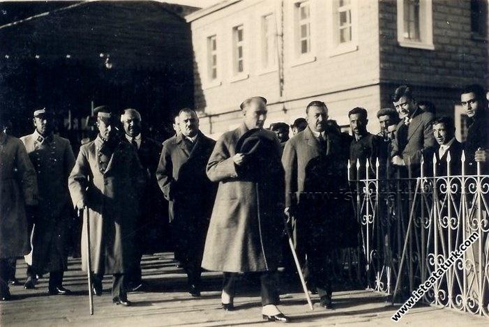 Mustafa Kemal Atatürk'ün Trabzon Gezileri (27-28.11.1930)