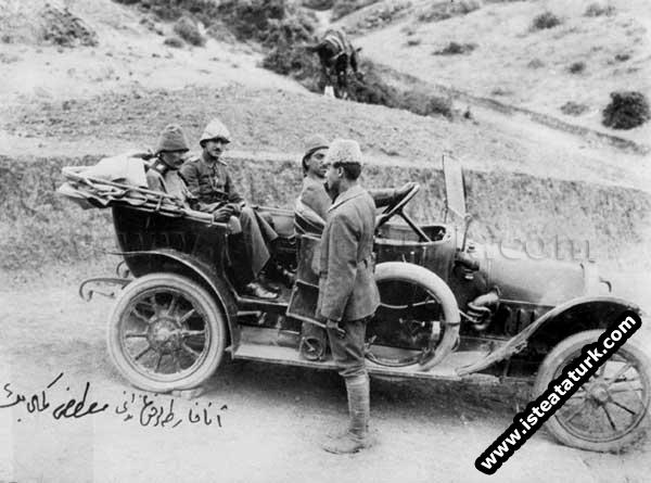 Çanakkale ve Gelibolu Yarımadası'nın Atatürk'ün Askeri Kariyerindeki Yeri