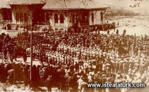 TBMM 1. Dönem 1. Yasama Yılını Açış Konuşması 24.04.1920
