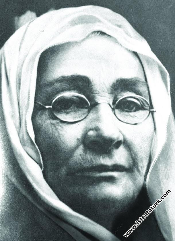 Annesinin Ölümü Dolayısıyla Gelen Başsağlığı Telgraflarına Cevap, 17.01.1923