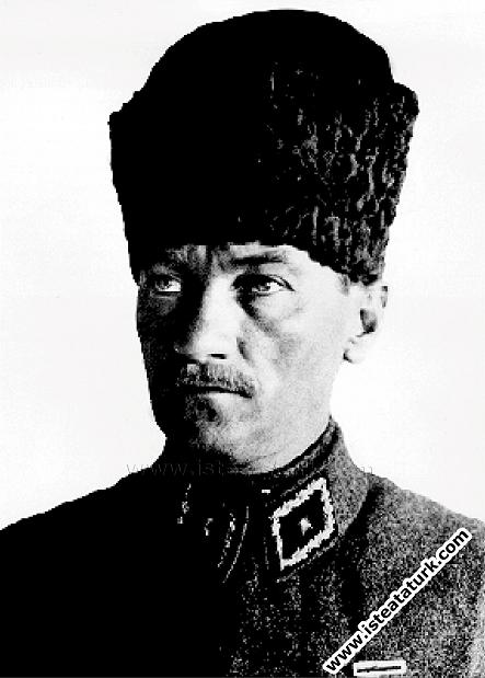 Mustafa Kemal'in Askerlik Mesleğinden İstifa Telgrafı, 09.07.1919