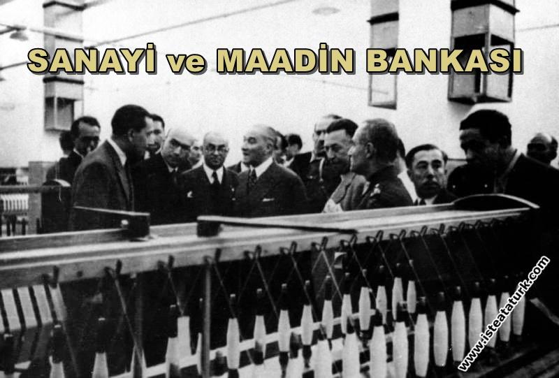 Sanayi ve Maadin Bankası