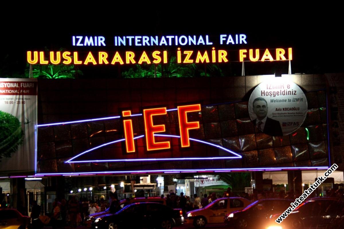 Uluslararası İzmir Fuarı