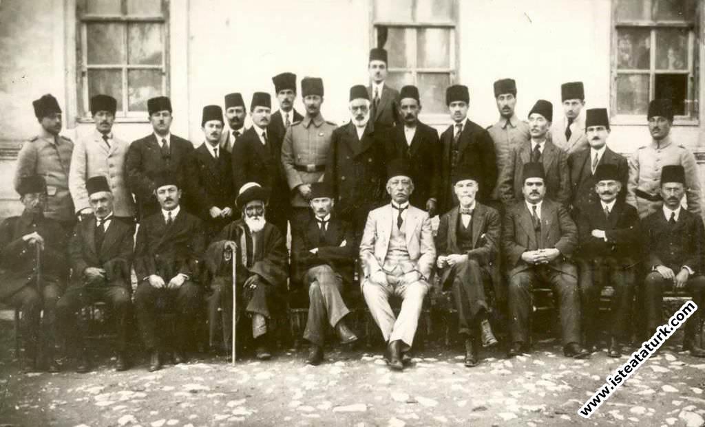 Zübeyde Hanım'a Yazdığı Mektup, 08.1919