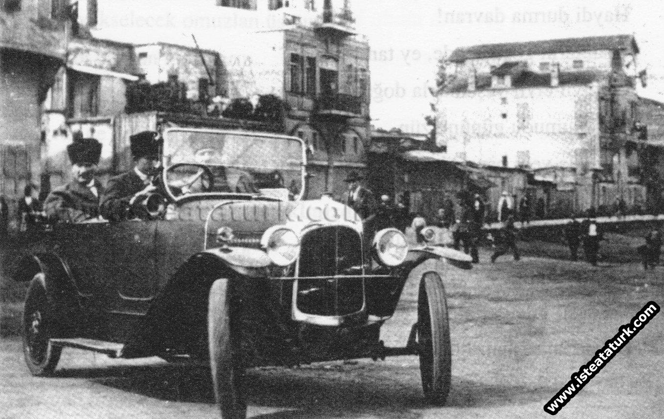 Epoka Gazetesi Muhabirinin Yazılı Sorularına Yanıtları, 30.12.1919