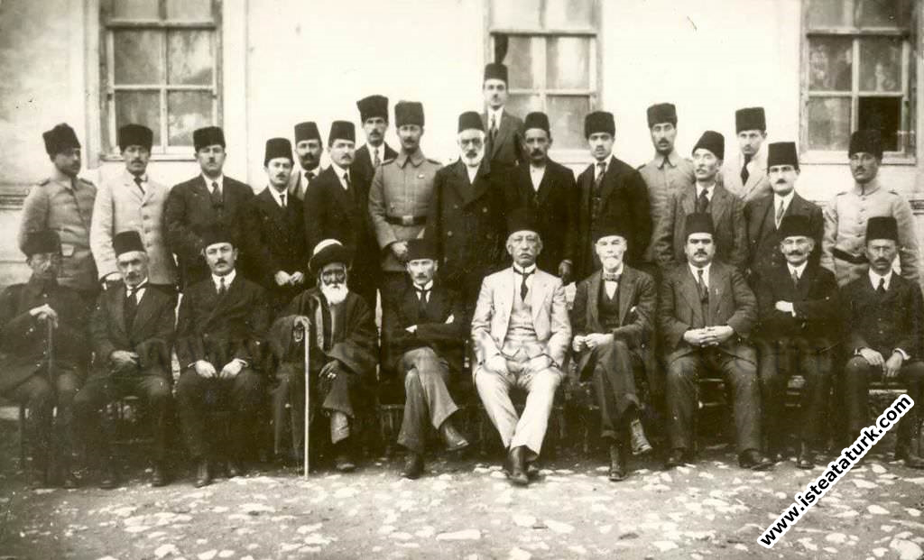 Mustafa Kemal'in General Harbord'a Verdiği Mülâkat, 1919