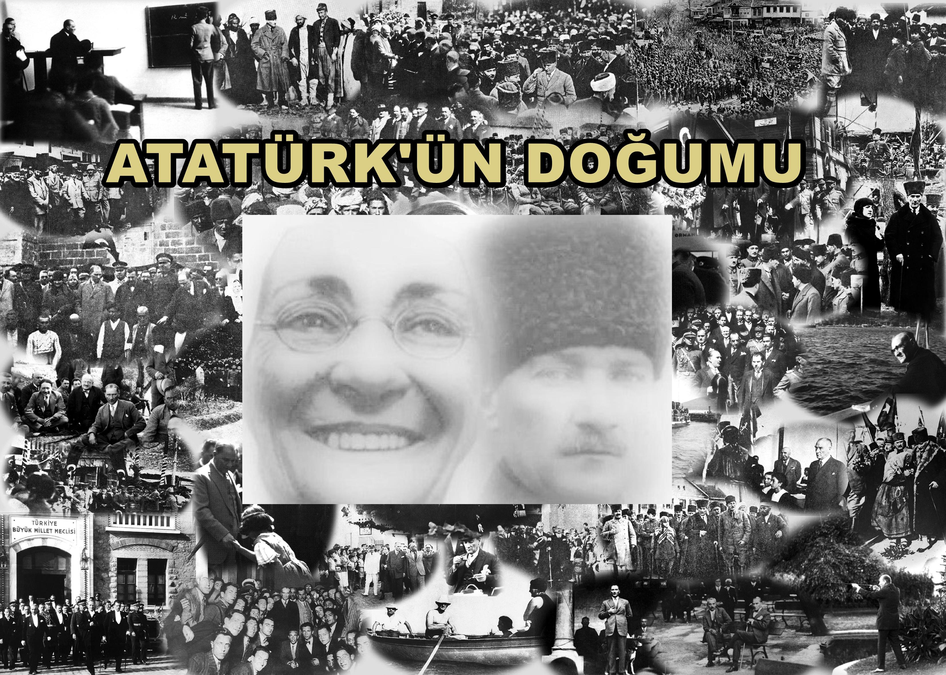 Atatürk'ün Doğumu, 1881