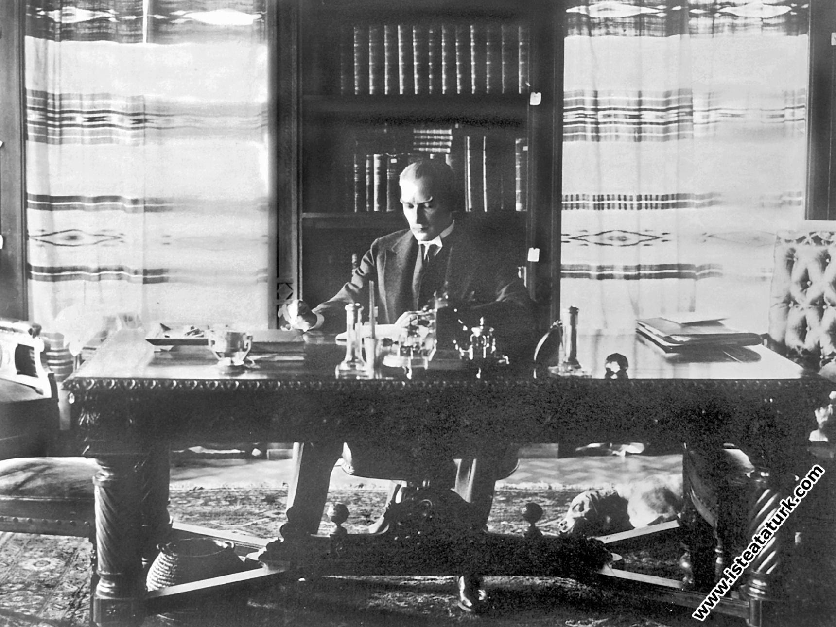 Mustafa Kemal'in Basınla ve Minber Gazetesiyle İlişkisi