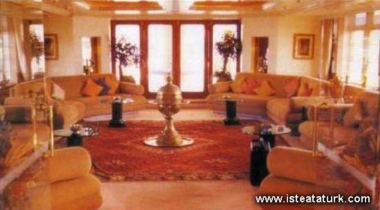 Kahve salonu
