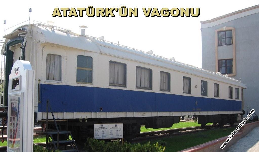 Atatürk'ün Vagonu, Beyaz Tren