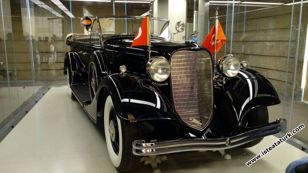Lincoln, Cabriolet - 1934