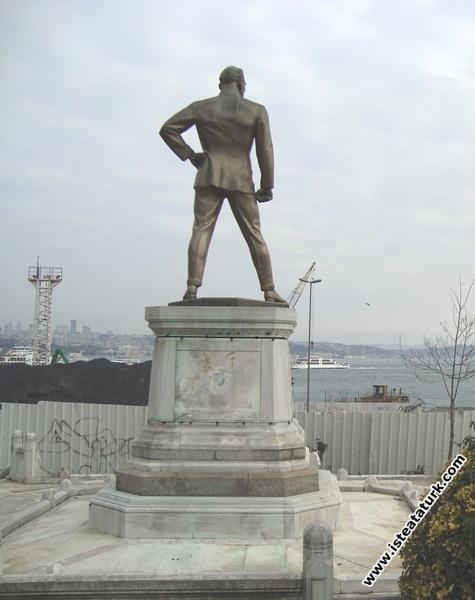 Sarayburnu Atatürk Anıtı
