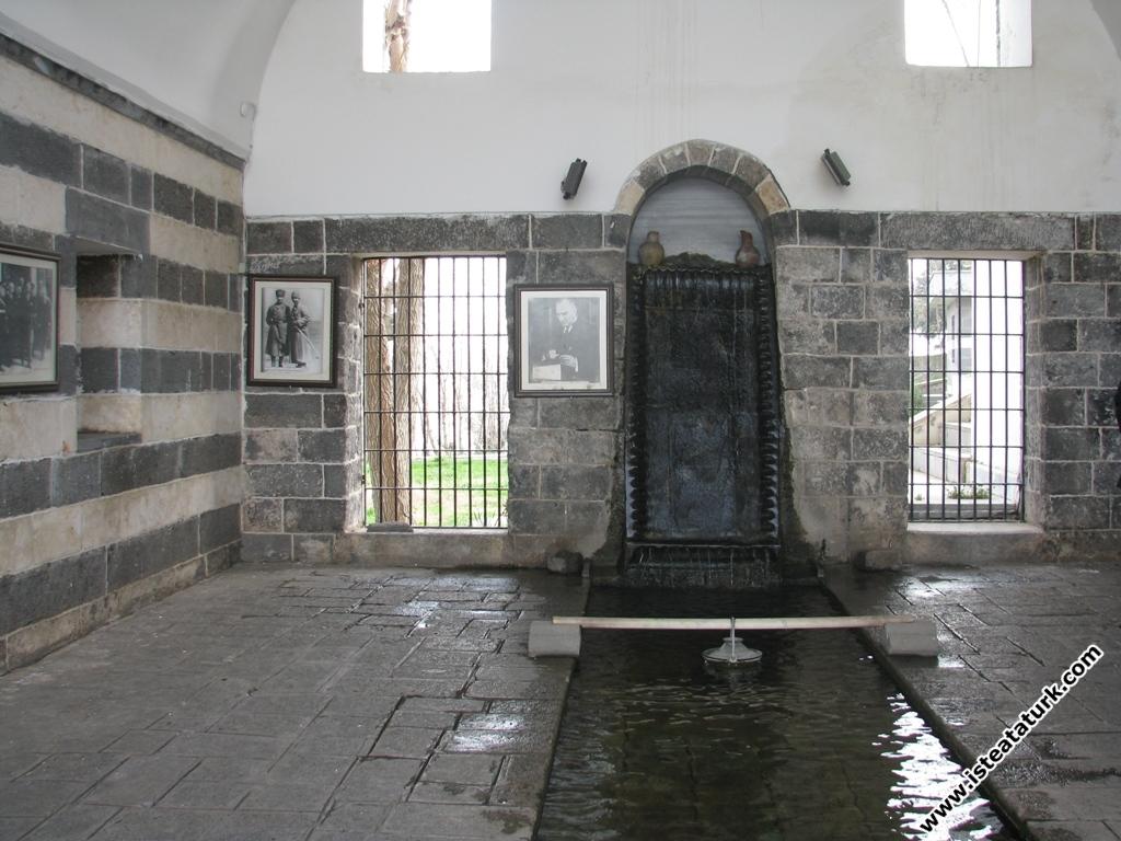 Diyarbakır - Gazi (Semanoğlu) Köşkü