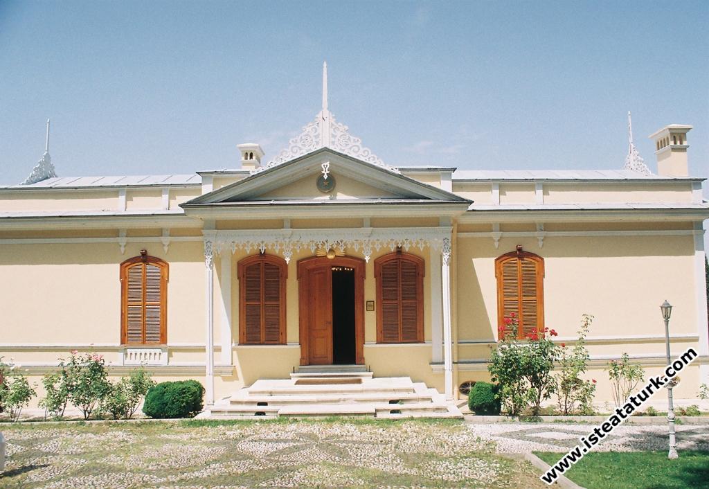 Bursa - Hünkar Köşkü (Atatürk Köşkü)