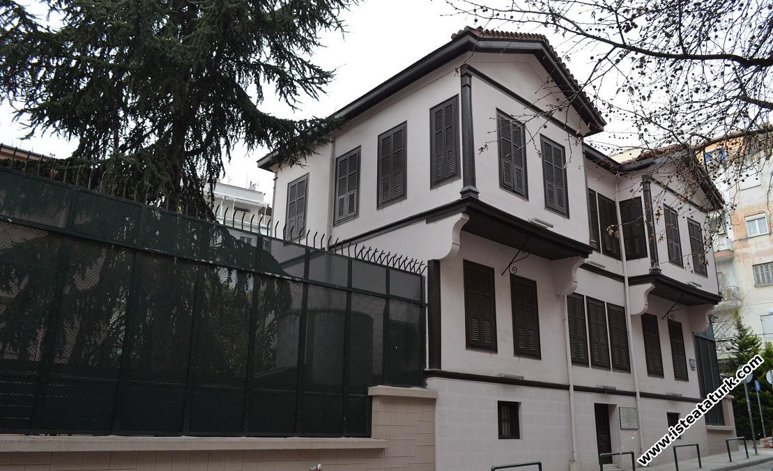 Selanik - Atatürk Evi