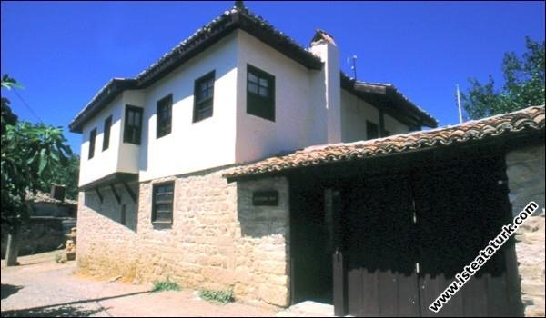 Çanakkale - Eceabat Bigalı Köyü (Çamyayla) Atatürk Evi Müzesi