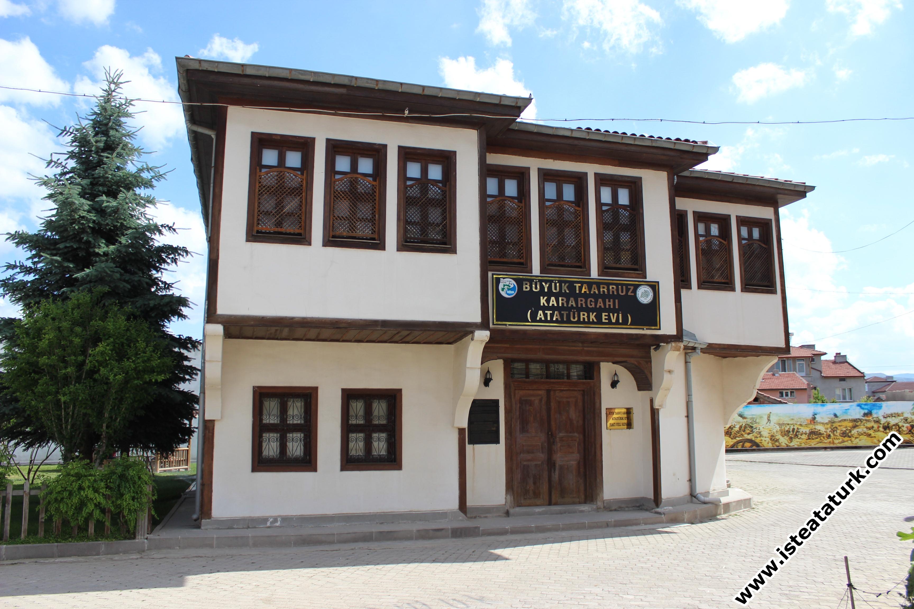 Afyon - Şuhut Atatürk Karargahı