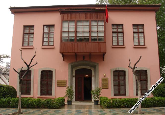 Antalya - Atatürk Evi ve Müzesi