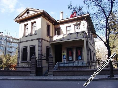 Konya - Atatürk Evi ve Müzesi