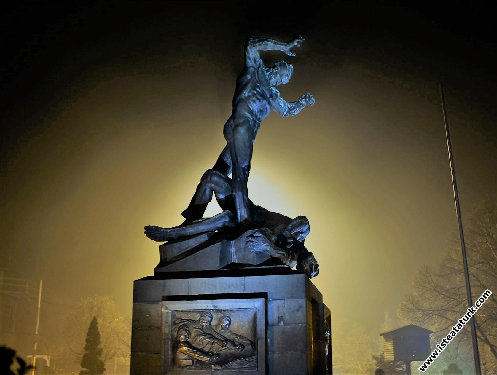 Zafer (Utku) Anıtı, Afyon