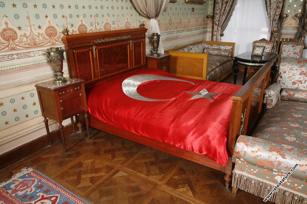 Dolmabahçe Sarayı Atatürk Odası