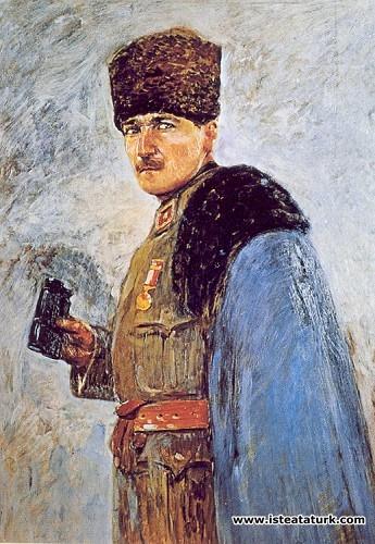 Nazmi Ziya Güran, Atatürk 1926