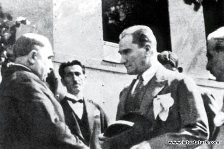 Mustafa Kemal Atatürk Samsun-Sivas Demiryolu hatt...