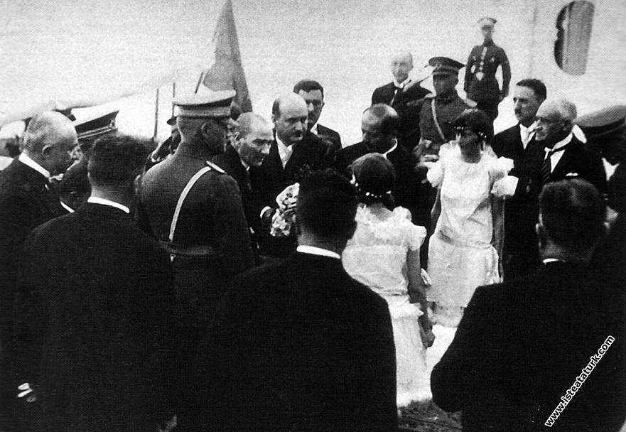 Mustafa Kemal Atatürk'ün İstanbul'da öğrenc...