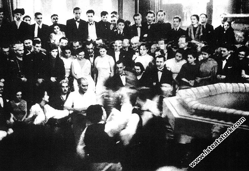 Ulu Önder Atatürk ve Çoksesli Türk Sanat Müziği