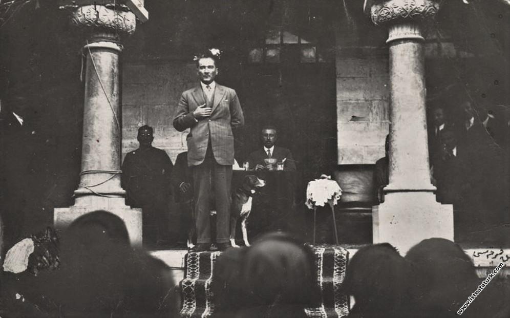 Mustafa Kemal Atatürk'ün Kastamonu Nutku 30.08.1925