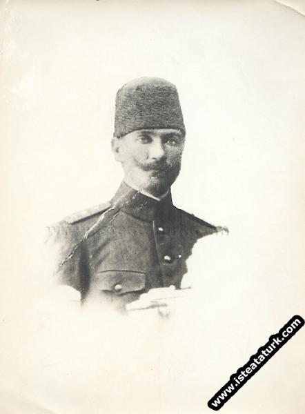 Mustafa Kemal, Hareket Ordusu I.Mürettep Fırka Kur...