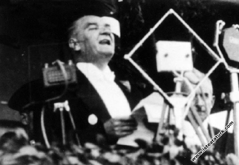 Atatürk'e Göre Millet ve Türk Milliyetçiliği
