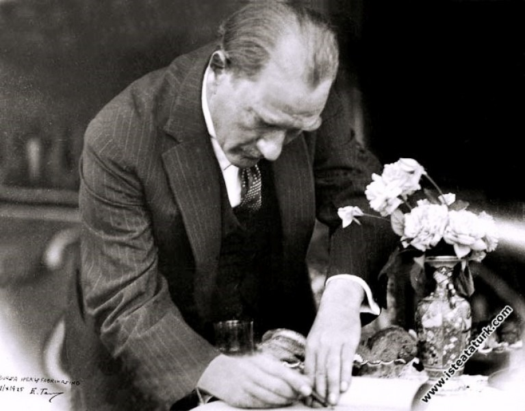 Atatürk'ten Düşünceler - J