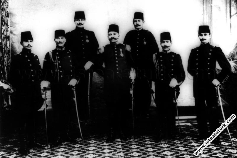 Vatan ve Hürriyet Cemiyeti'nin Selânik Şubesini Kurarken, 1906
