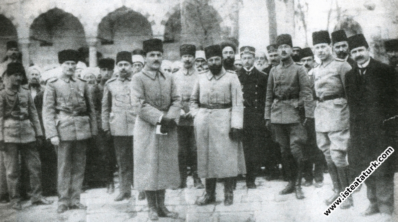 Mustafa Kemal'e Bir Suikast