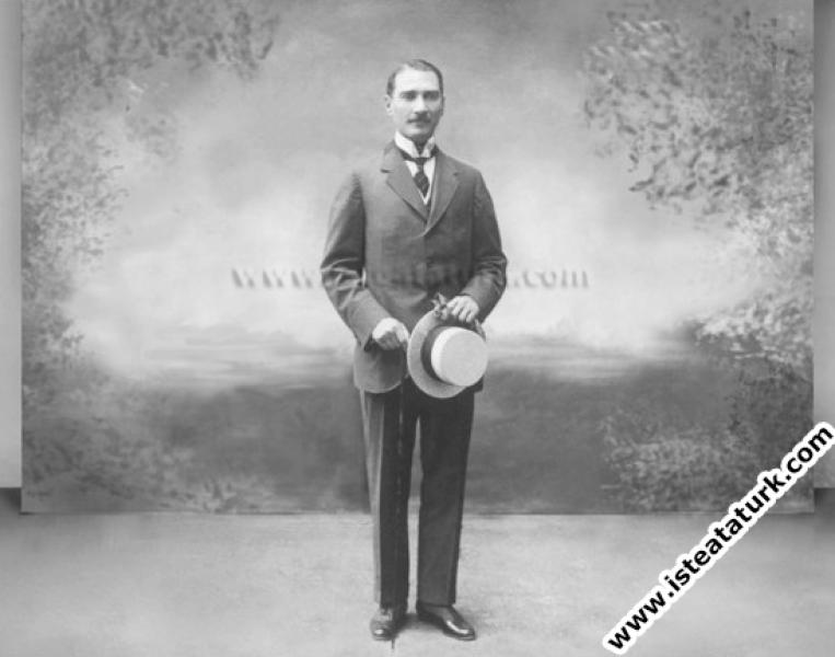 Mustafa Kemal Karlsbad'da