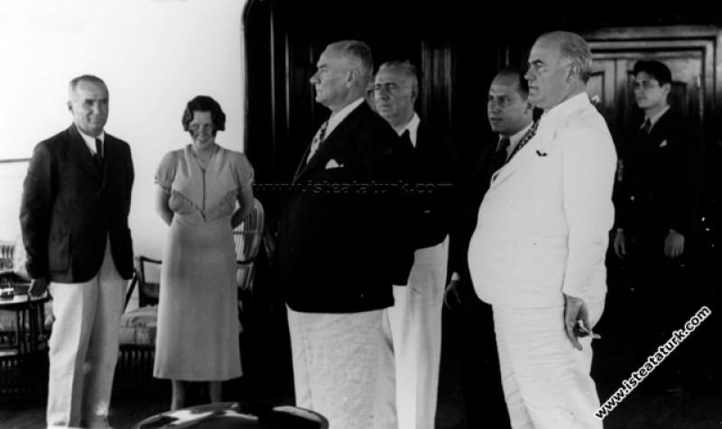 Atatürk'ün Hastalığı ve Bir Anısı