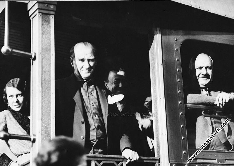 Mustafa Kemal Atatürk'ün Kayseri Gezisi (18.11.1930)
