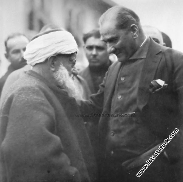 Mustafa Kemal Atatürk'ün Amasya Gezisi (22.11.1930)