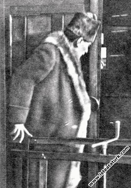 Başkomutan Gazi Mustafa Kemal, Güneyköy'de. (21.07.1922)
