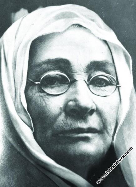 Zübeyde Hanım'ın Atatürk'e Telgrafı, 21.09.1921