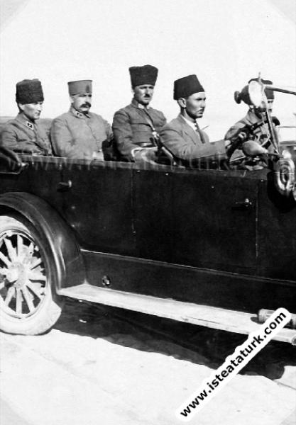 Bakanlar Kurulu Başkanı Rauf Beyefendi'ye Telgrafı, 10.09.1922