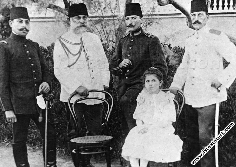 İkbal Gazetesi'ne Yazdığı Mektup, 29.10.1909
