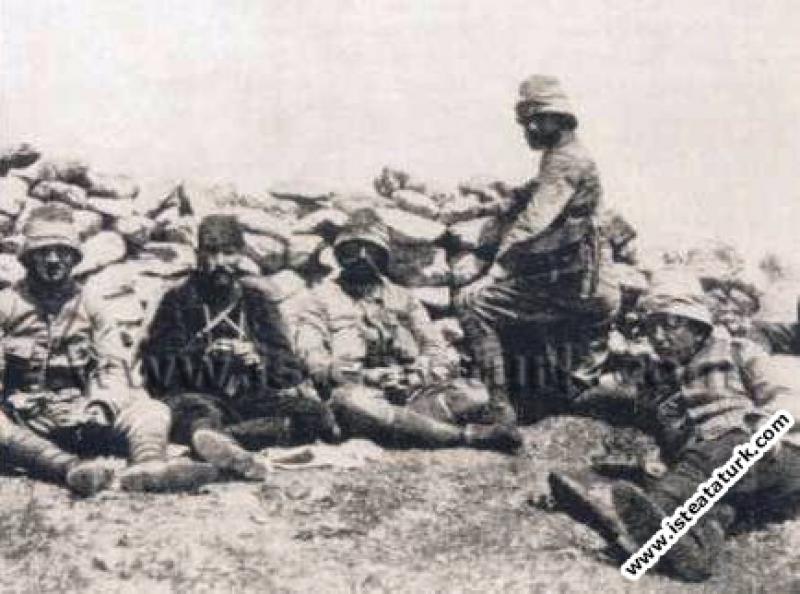 Behiç Erkin'e Yazdığı Mektup, 16.07.1912